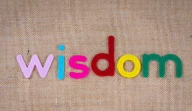 words of wisdom (wow)