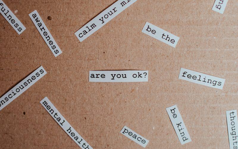 mental health awareness and wellness